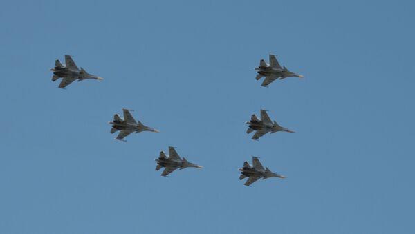 Des avions d'assaut du District militaire Sud - Sputnik France