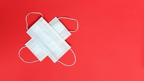 Masques de protection, image d'illustration - Sputnik France