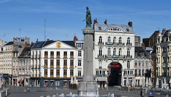 la Grand Place de Lille - Sputnik France