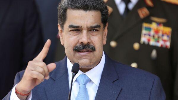 Nicolás Maduro, presidente de Venezuela - Sputnik France