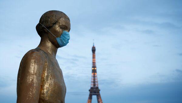 Paris, le 2 mai 2020 - Sputnik France