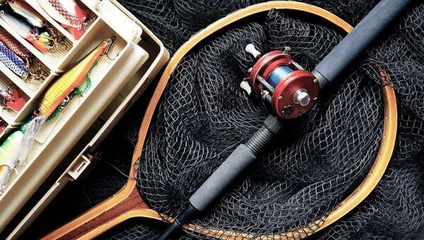 Une canne à pêche - Sputnik France