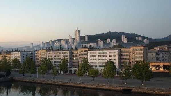 Wonsan, dans la province nord-coréenne de Gangwon (Kangwon) - Sputnik France