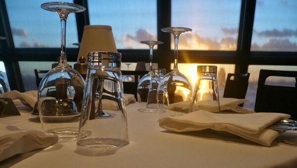 Un restaurant - Sputnik France