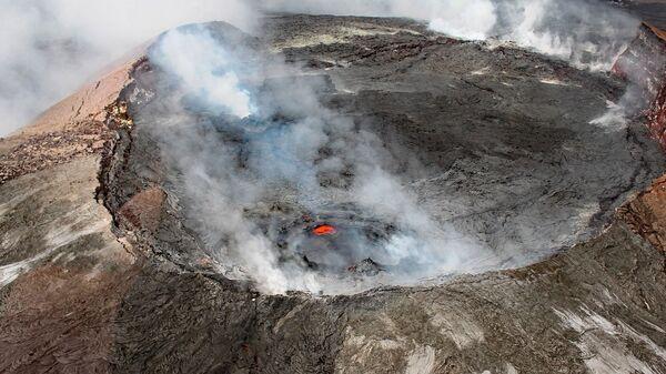 Le volcan Kilauea - Sputnik France