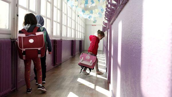 Des enfants dans une école française - Sputnik France
