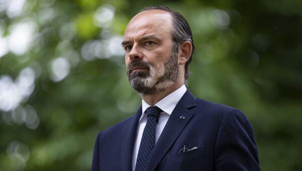 Édouard Philippe (photo d'archives) - Sputnik France