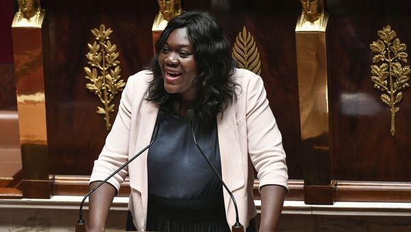 La députée Laetitia Avia, à l'Assemblée nationale (image d'illustration). - Sputnik France