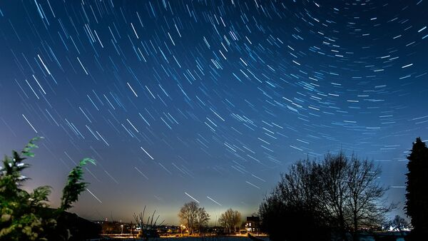 Ciel étoilé  - Sputnik France
