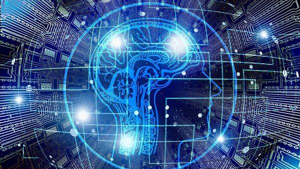 Intelligence artificielle (image d'illustration) - Sputnik France