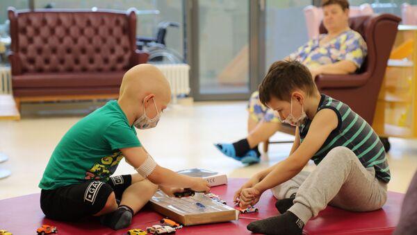 Centre national de recherche en pédiatrie oncologique, hématologique et immunologique de Dimitri Rogatchev, à Moscou - Sputnik France