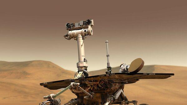 Mars rover (image d'illustration) - Sputnik France