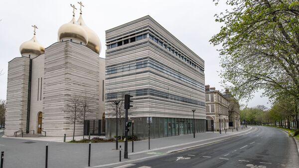 Paris lors du confinement - Sputnik France