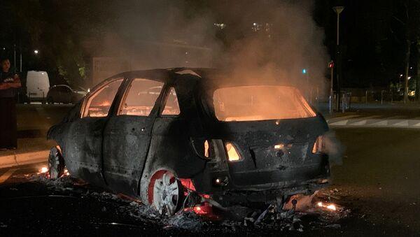 Tensions à Argenteuil après la mort d'un jeune à moto, le 18 mai - Sputnik France