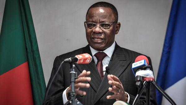 Maurice Kamto, leader de l'opposition camerounaise - Sputnik France