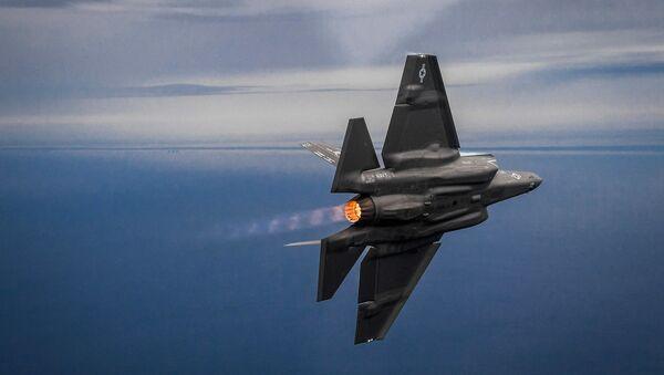 Un chasseur F-35 (archive photo) - Sputnik France