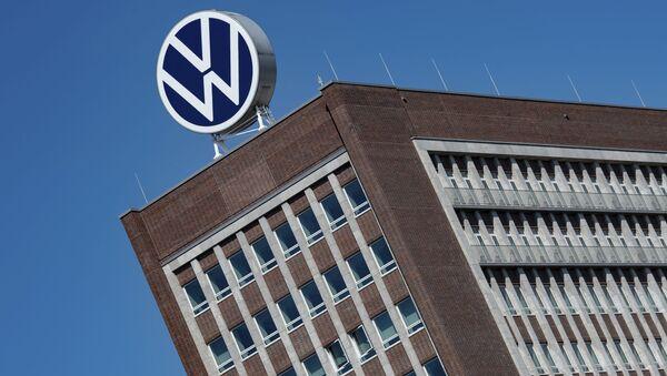 Symbole de Volkswagen - Sputnik France