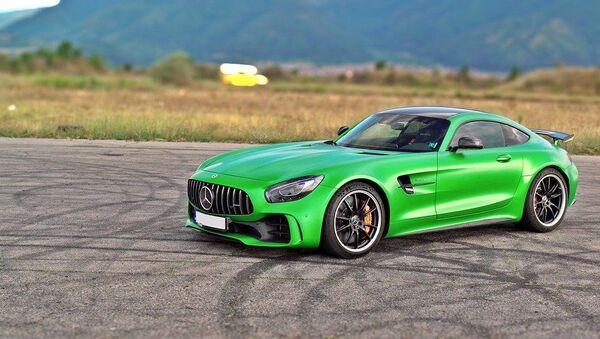 Mercedes — AMG GTR, image d'illustration - Sputnik France