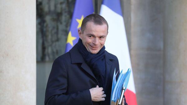 Olivier Dussopt  - Sputnik France