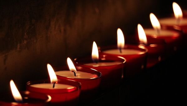 Des bougies - Sputnik France
