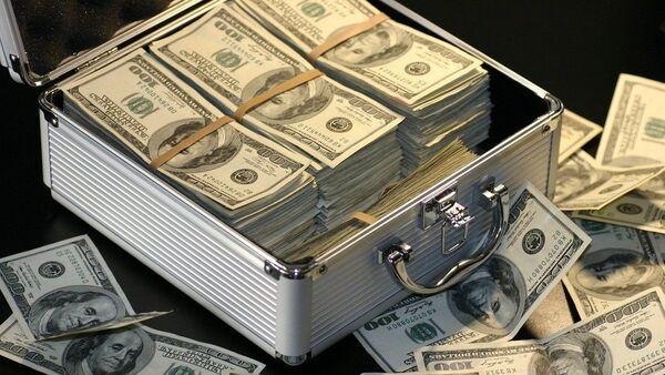 Dollars (image d'illustration) - Sputnik France