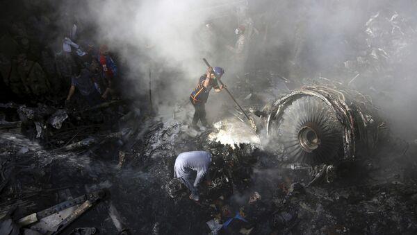 Crash de l'Airbus A320 au Pakistan, en mai 2020 - Sputnik France