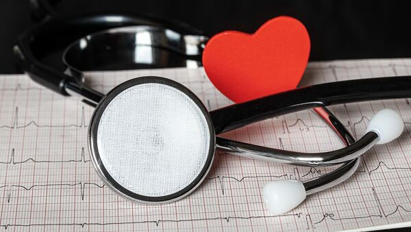 Maladies  cardiaques - Sputnik France
