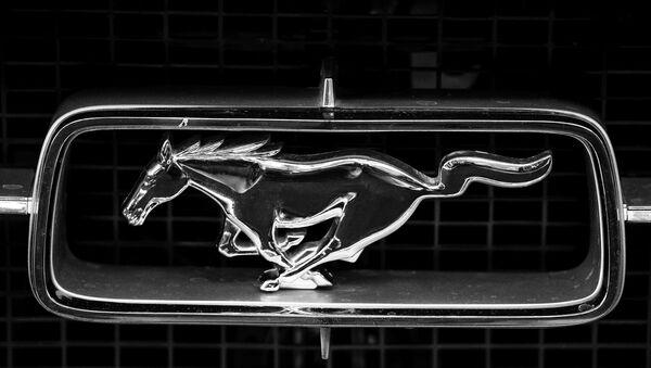 Ford Mustang - Sputnik France