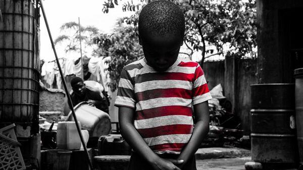 Enfant Afrique - Sputnik France