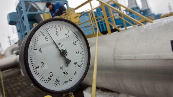 Une station de compression du gazoduc Yamal-Europe - Sputnik France