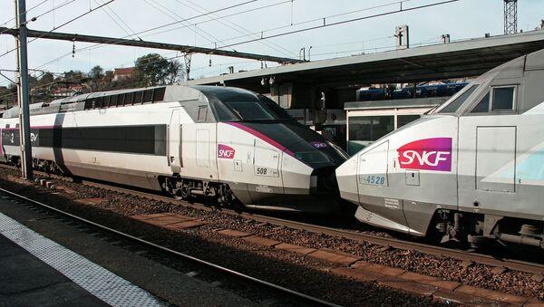 Un TGV - Sputnik France