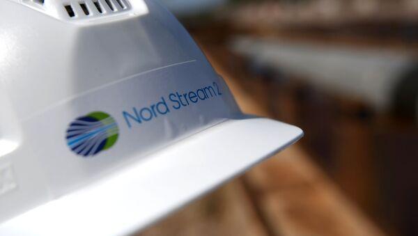Chantier du gazoduc Nord Stream 2 (archive photo) - Sputnik France
