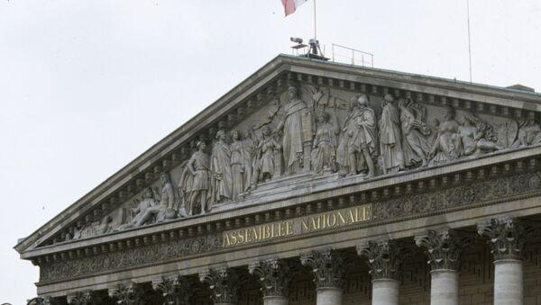 L'Assemblée Nationale à Paris - Sputnik France