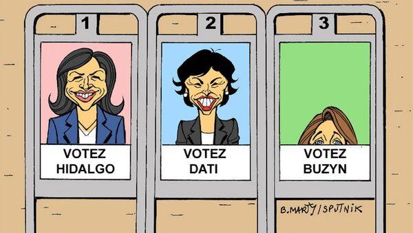 Municipales 2020: la campagne peu convaincante d'Agnès Buzyn - Sputnik France