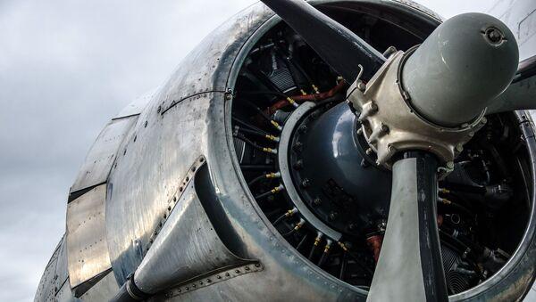 Un moteur d'un avion - Sputnik France