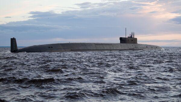 sous-marin nucléaire de 4e génération Prince Vladimir  - Sputnik France