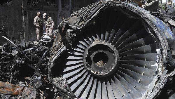 Crash d'Airbus au Pakistan - Sputnik France