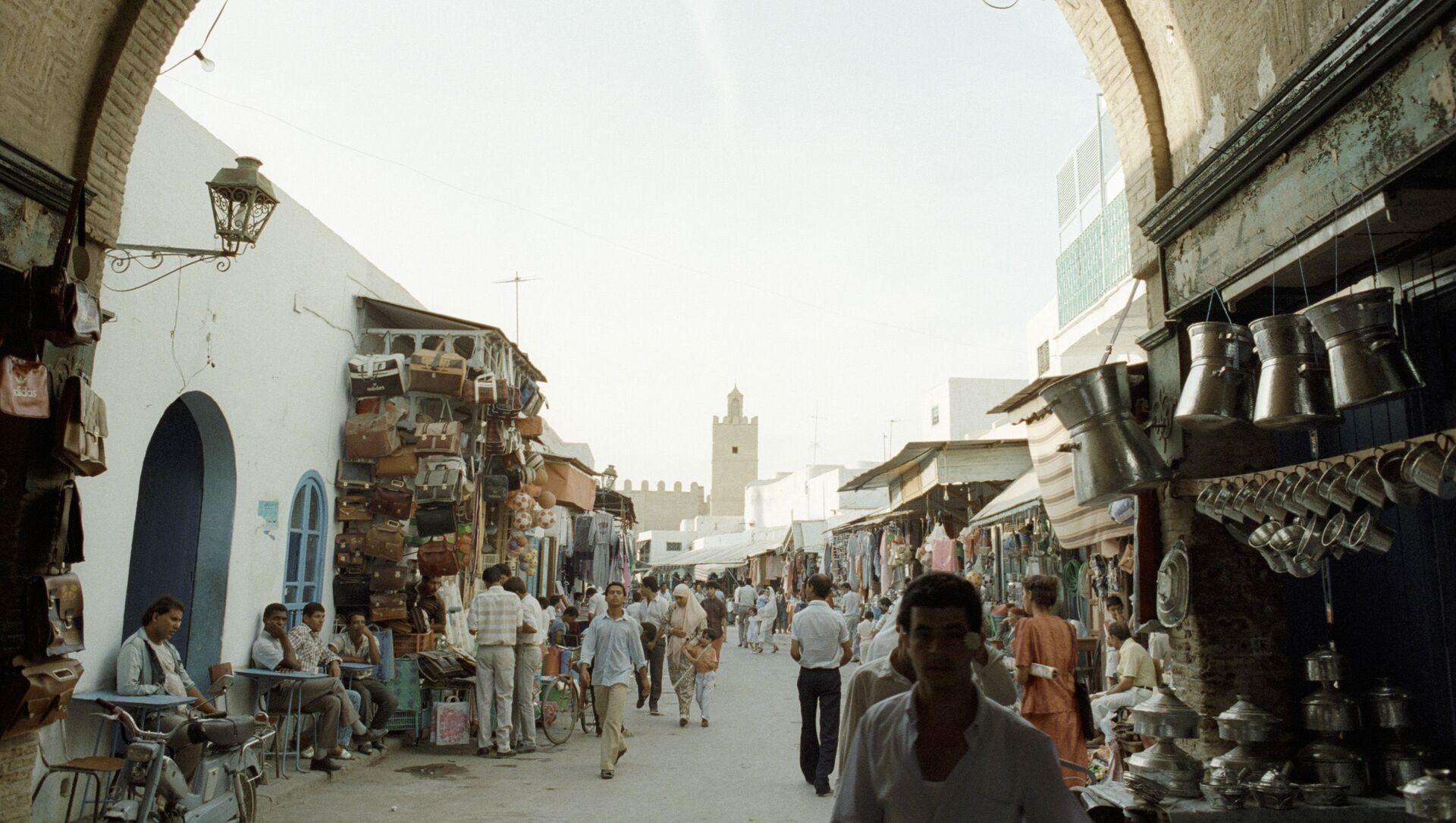La cité de Kairouan (Tunisie), connue pour son caractère historique et religieux - Sputnik France, 1920, 12.08.2021