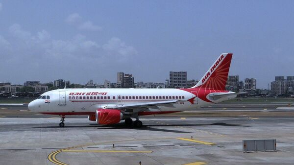 Air India - Sputnik France