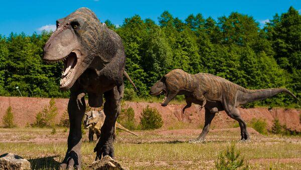 dinosaures théropodes - Sputnik France