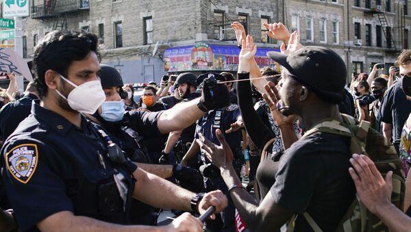Manifestation à New York, le 30 mai 2020 - Sputnik France