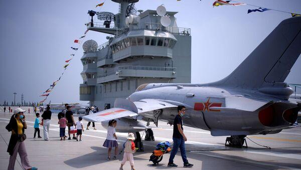 Parc à thème militaire de Shanghai   - Sputnik France