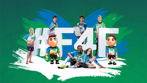 «Le Football pour l'amitié» (Football for Friendship, F4F) est un programme social international annuel au bénéfice des enfants - Sputnik France