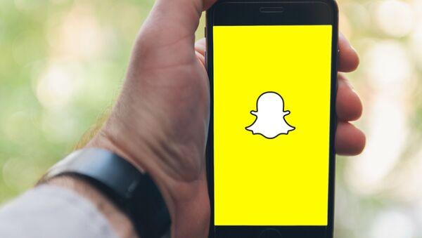 Snapchat - Sputnik France