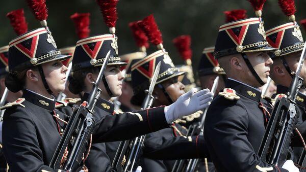 le défilé militaire du 14-Juillet, image d'archives - Sputnik France