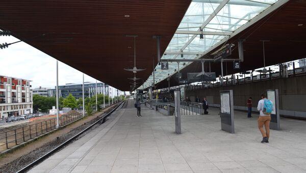 Gare La Plaine-Stade de France (archive photo) - Sputnik France