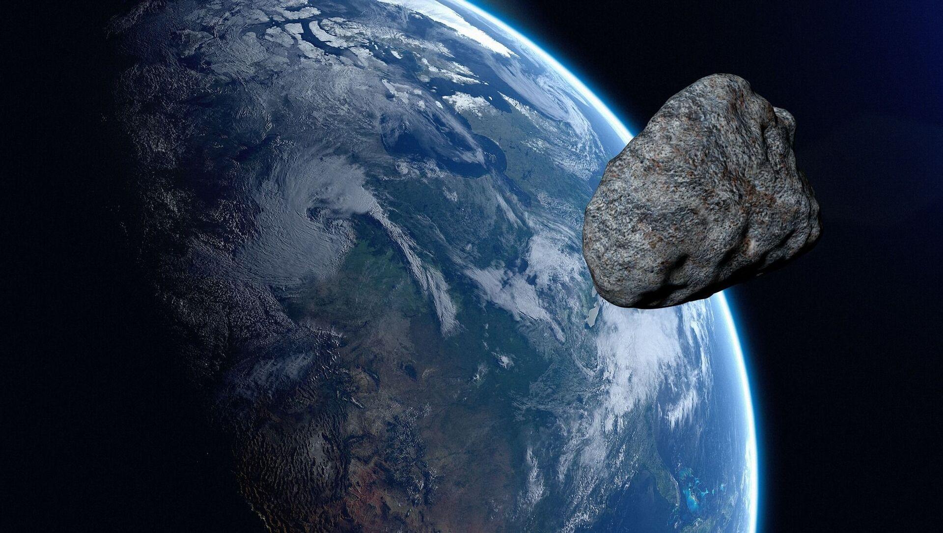 Un astéroïde  - Sputnik France, 1920, 01.03.2021
