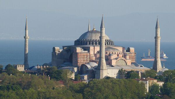 La basilique Sainte-Sophie - Sputnik France