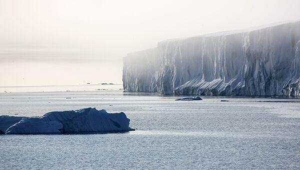 Арктический архипелаг Земля Франца-Иосифа - Sputnik France