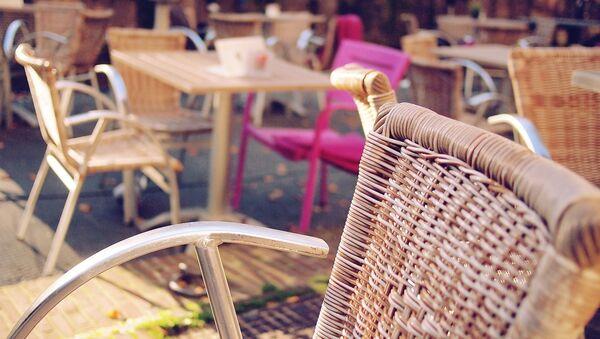 La terrasse d'un café - Sputnik France
